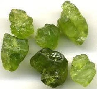 橄欖石 Peridot