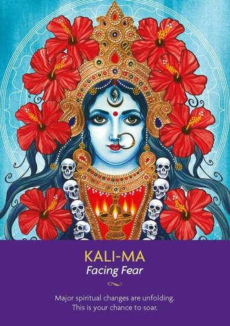 Kali-Ma 時母