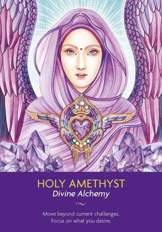 Holy Amethyst 神聖紫水晶