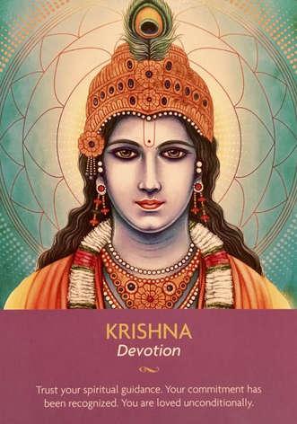Krishna 黑天神