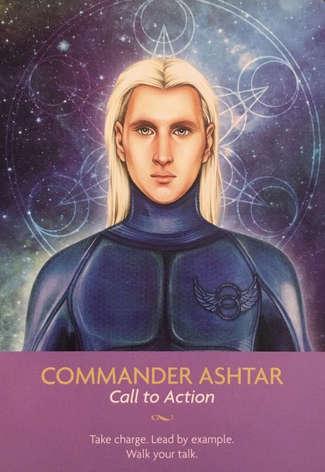 Commander Ashter 阿斯塔指揮官