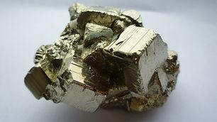 黃鐵礦 (愚人金) Pyrite