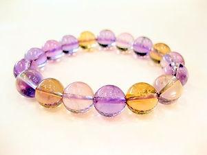 紫黃晶 Ametrine