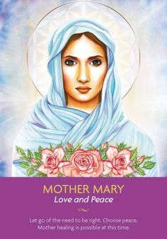 Mother Mary 聖母瑪麗亞