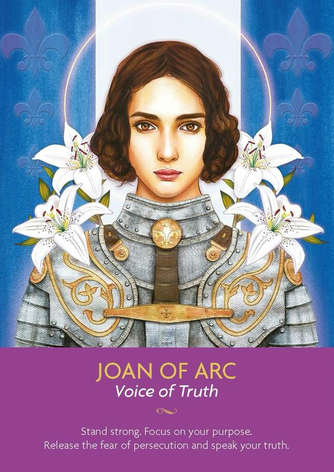 Joan of Arc 聖女貞德