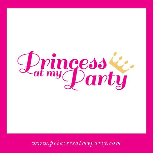 Princess At My Party