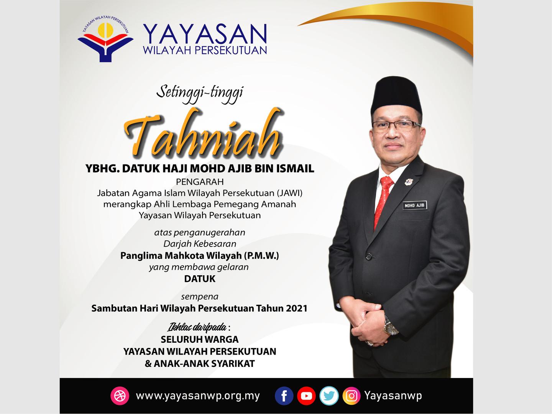 Datuk Haji Mohd Ajib