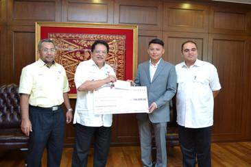 YWP bantu rakyat terlibat dalam banjir di Sabah - Beaufort, Kimanis