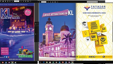 YWP @ KL The Guide (Dec 2018 - March 2019)