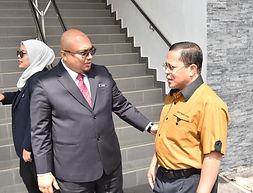 Kunjungan Majlis Bandaraya Kuala Terengg