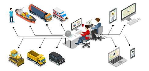 Canopé, société de géolocalisation. Connaître en temps réel le positionnement de vos véhicules.