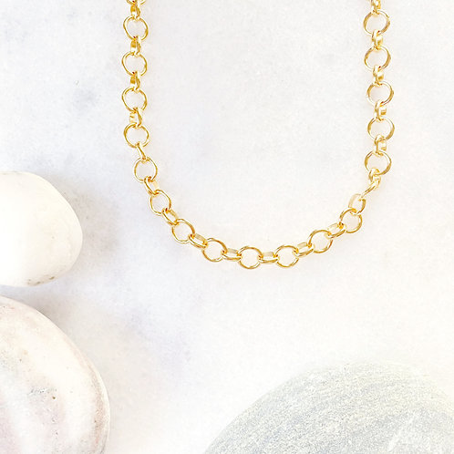 Extra Bold Chunky Chain Necklace