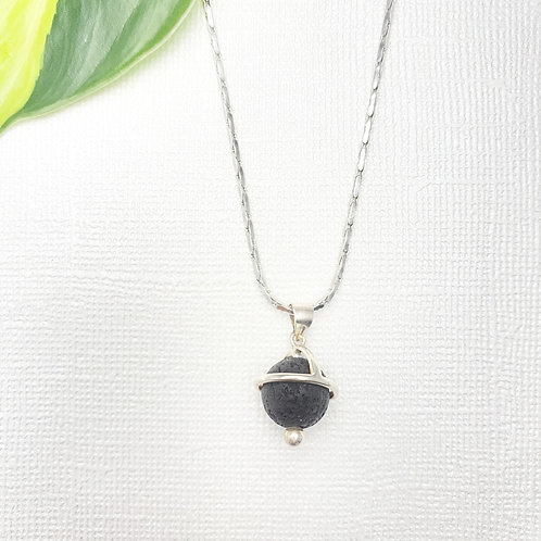 Diffuser Bead Necklace