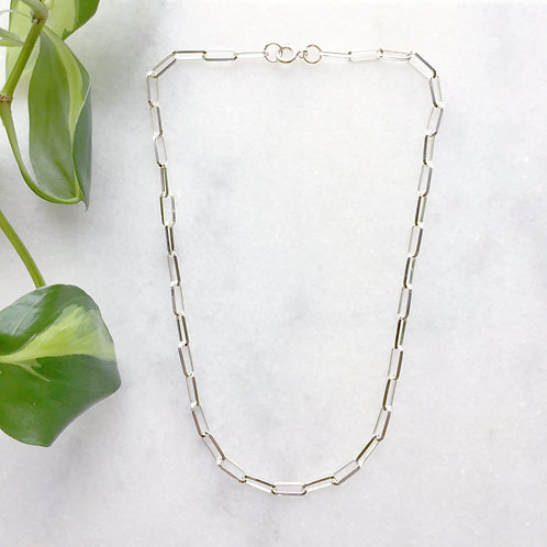 Sterling Silver Extra Chunky Chain