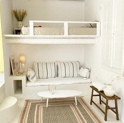 Living room and bunk bed