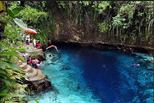Enchanted River Filippine