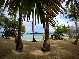 Port Barton isole