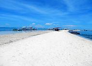 Sandbar Bohol Philippines