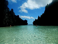 El Nido Hidden Beach