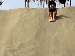 Sand Laoag Adventure