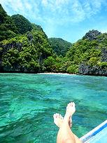 Ecotourism Sea Palawan El Nido