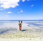 Filippine bambini viaggio