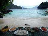 Viaggio Filippine cibo