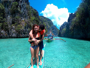 honeymoon in the philippines