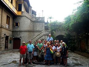 Visita Manila tour