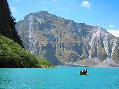 Visitare Pinatubo Filippine