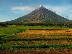 Vulcano Filippine