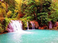 Siquijor Philippines waterfalls