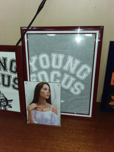 Catriona Gray Young Focus