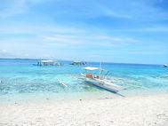 Sea tour Bohol Philippines