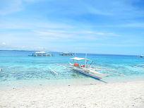 Boat tour Bohol diving