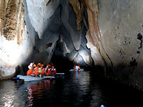 Fiume sotterraneo Puerto Princesa