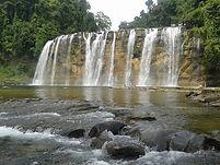 Waterfalls Surigao Philippines