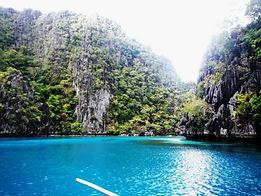 Lagoon Coron Palawan