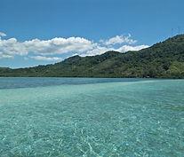 El Nido snake island