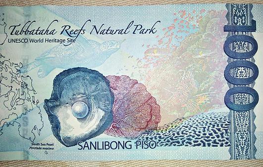 1000 peso bill