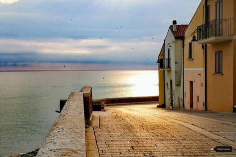 Borgo Antico con spettacolare vista mare.