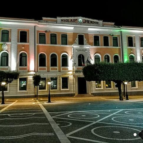 Piazza Vittorio Veneto - Vittorio Veneto Square
