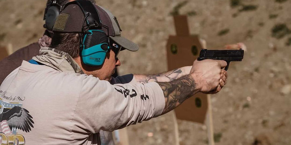 Riverside County CCW Qualification Class May 12th, 2021 8am-4pm