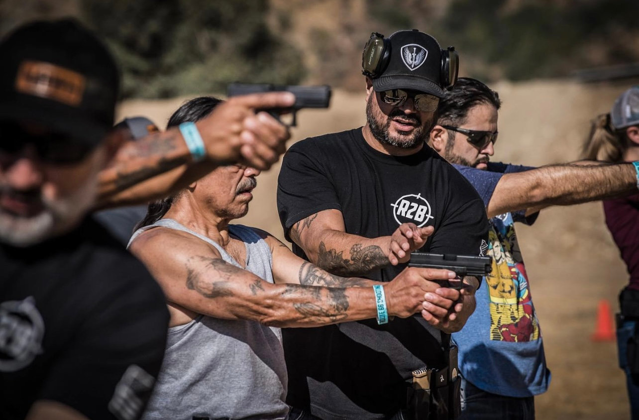 Private CCW Re-Qualification