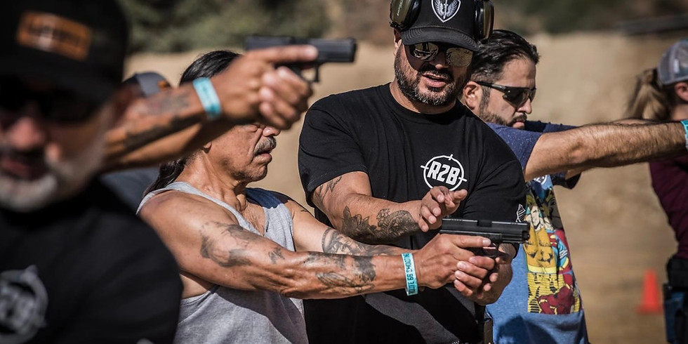 Riverside County CCW Qualification Class February 24th, 8am-4pm