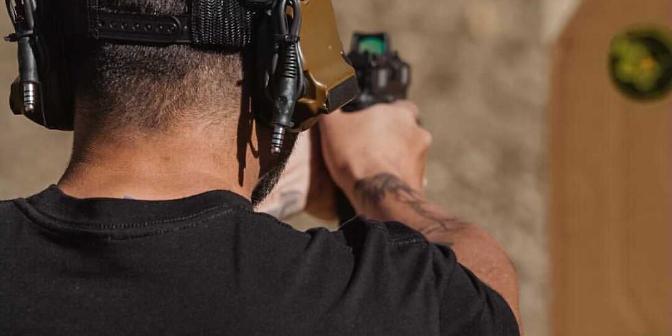 Basic Pistol Class August 21st, 2021 8am-11am