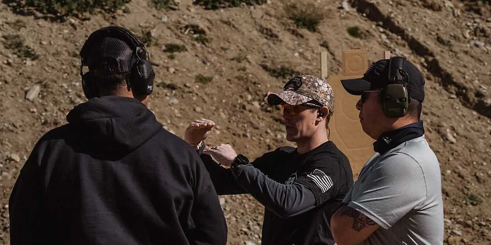 CCW Qualification Class May 8th, 2021 8am-4pm