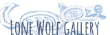 lone wolf gallery logo