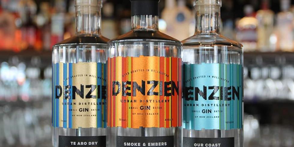 Gin Club: Denzien Urban Distillery