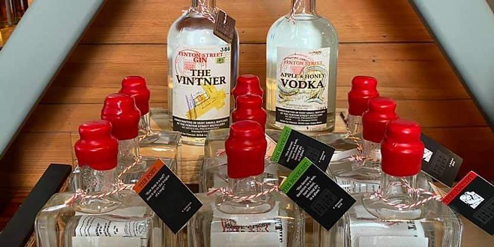 Gin Club: Fenton Street